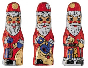 Chocolate Santa Claus Nikolo M 6