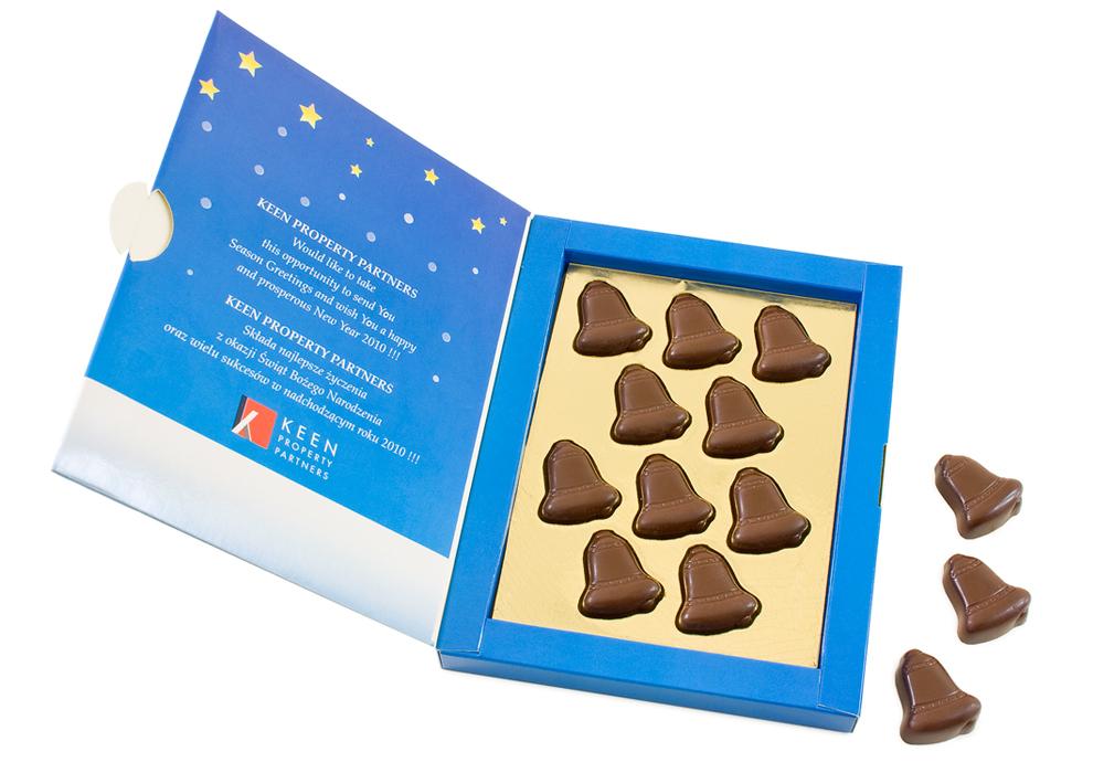 10 Bells Chocolate Box