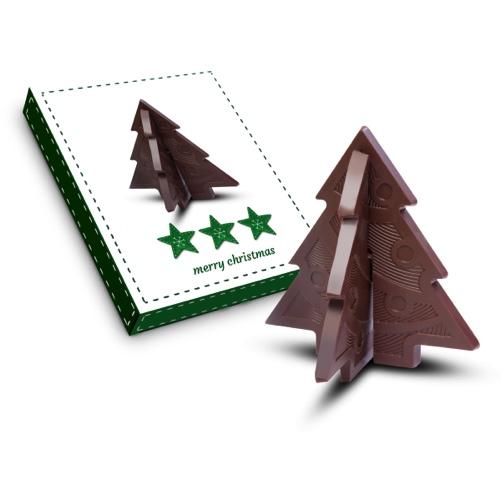 3D Reindeer Choco Puzzle