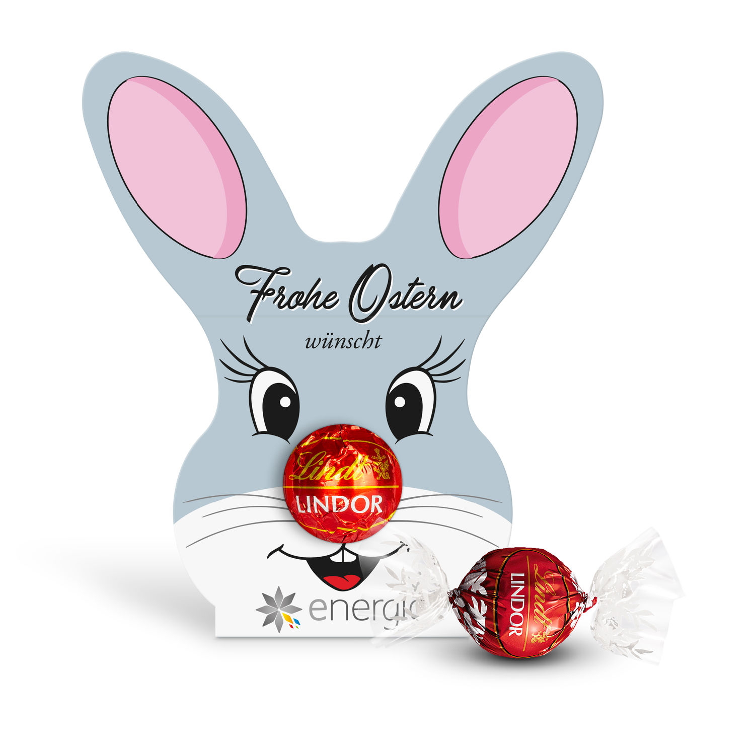 Lindt Lindor Chocolate Truffles Easter Bunny