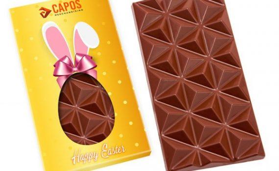 Pyramids Chocolate