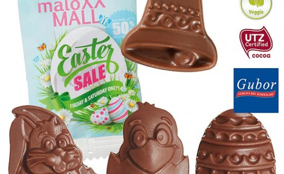 Easter Chocolate Shapes