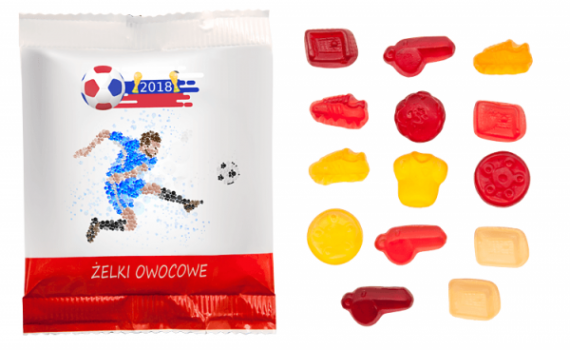 Football Jellies