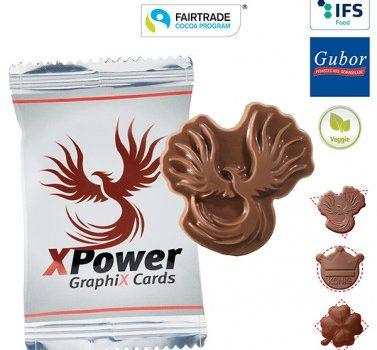 Choco-Logo Customised Shape