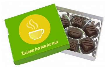 Exclusive box of chocolate Mini