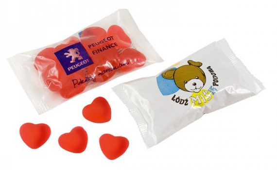 Heart Jellies 40g