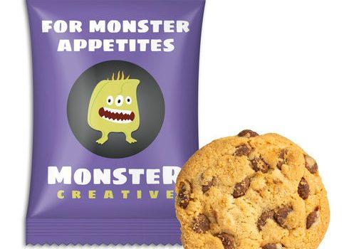 Milka Choco Cookie in Advertising Bag