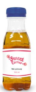 Promotional Apple Juice
