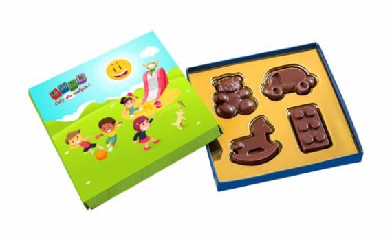 Promotional Child choco set