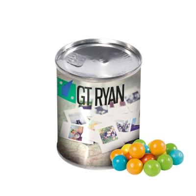 Promotional bubble gum balls 50g