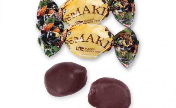 plum in chocolate