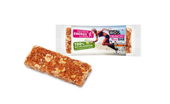 Bio crunchy mini bar
