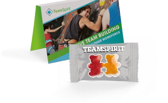 Promotion Card Team Jelly Bears