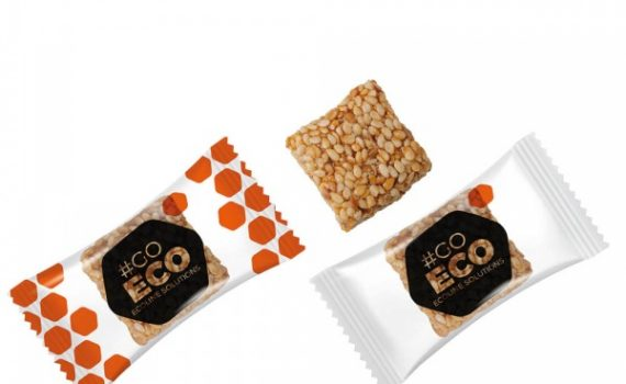 Sesame seed candy 4 g