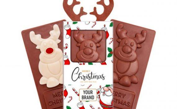 Chrismast Reindeer Chocolate