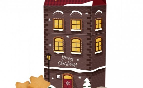 Christmas Townhouse