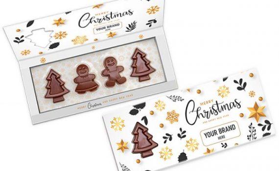 Christmas choco set Hansel and Gretel