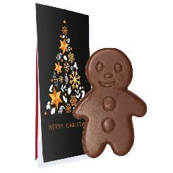 Christmas chocolate cinnamon man 10 g