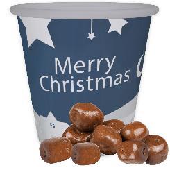 Christmas chocolate coconut 45 g