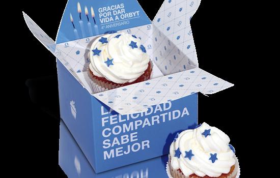 Promotional Cupcake