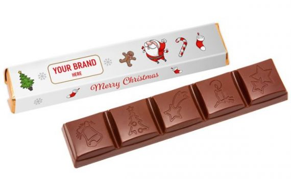 Santa Claus' Candy Bar