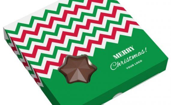 Star Chocolate Box