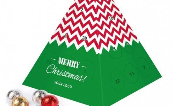 Advent Calendar Pyramid