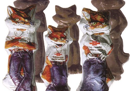 Chocolate Foxes