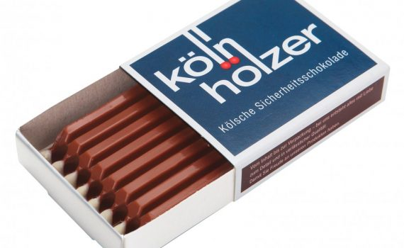 Chocolate matches 22 g