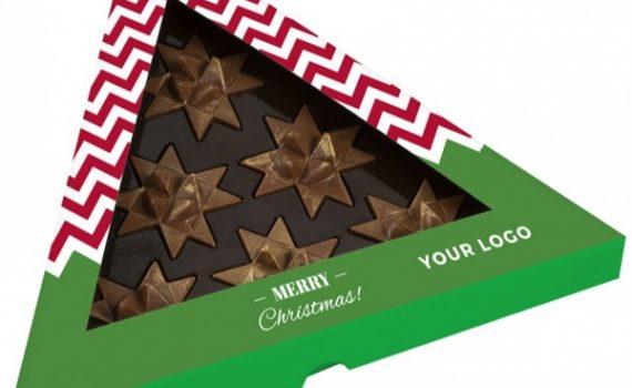 Christmas Chocolate Stars 6
