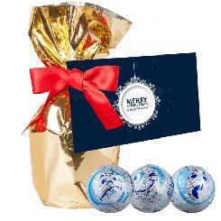 Christmas chocolate snowballs, 120g