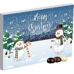 Christmas cookies, ca. 75g, advent calendar mini