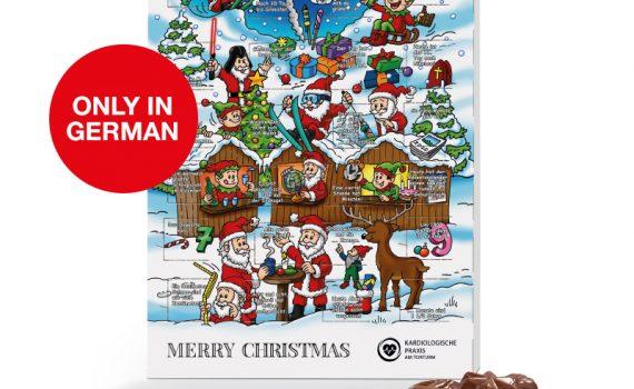 Classic Wall Advent Calendar