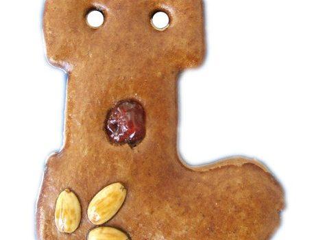 Gingerbread Boot 45 g