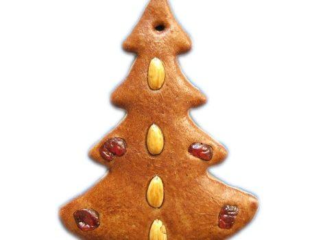 Gingerbread Christmas tree big 70 g