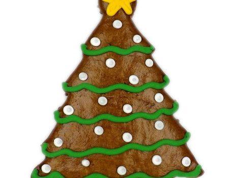Gingerbread Pine 15 cm