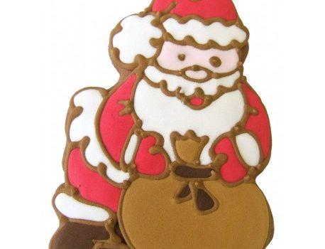 Gingerbread Santa 20 cm