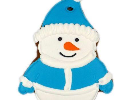 Gingerbread Snowman 16 cm