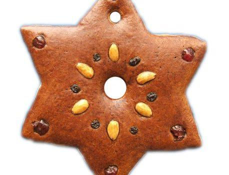 Gingerbread Star 140 g