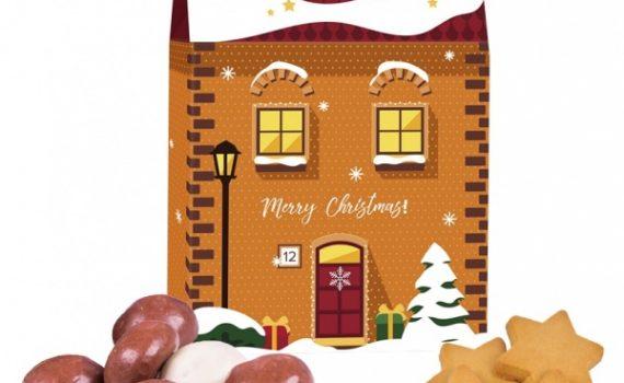 Micro Christmas Townhouse