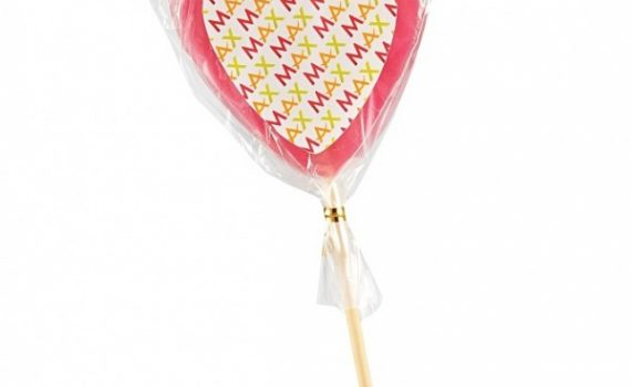 Promotional Lollipop Heart