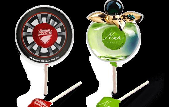 Special sachet chupa lollipop