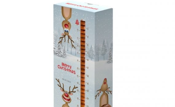 Advent Calendar Tower