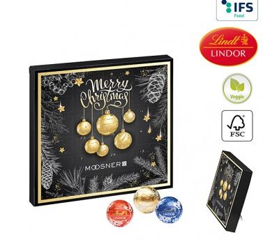 Lindor Pralinés Advent Calendar