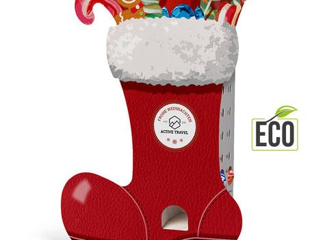 Lindt Lindor Advent Dispenser Boot