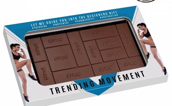 Chocolate tablet calories 58g