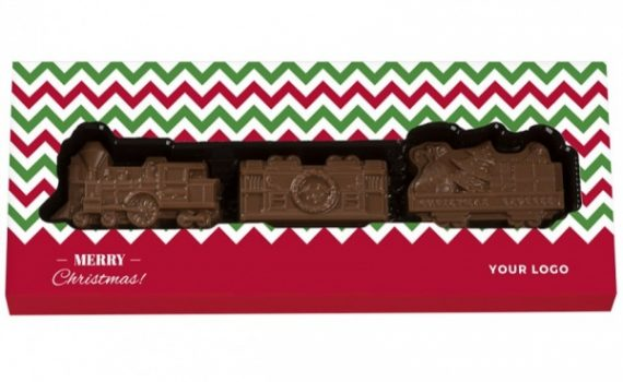 Christmas Chocolate Train