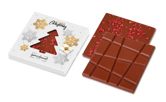 Christmas Milk chocolate