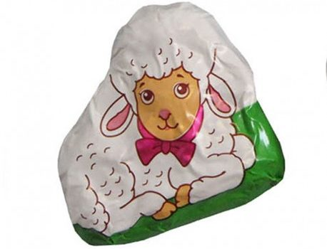 Easter Chocolate Mini Lamb