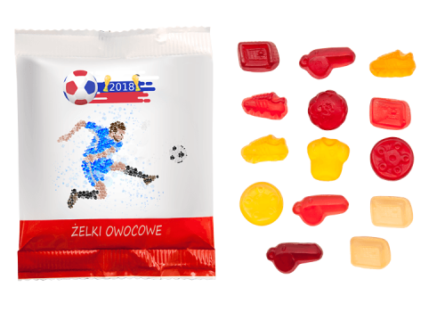 Football Jellies 15 g